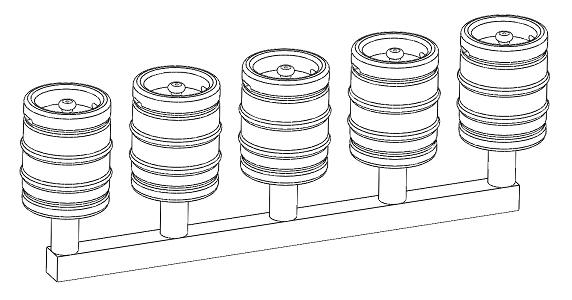 [TJ-Modeles] Accessoires de decor Tj-20011