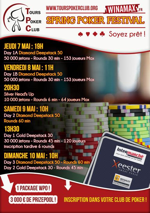 DEEPSTACK ANNUEL TOURS POKER CLUB (07 AU 10 MAI 2015) Affich10
