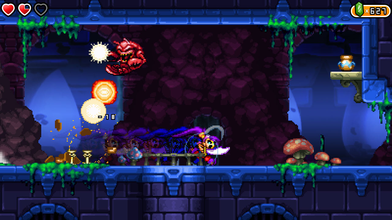 Review: Shantae and the Pirate's Curse (Wii U eShop) Wup-n_13