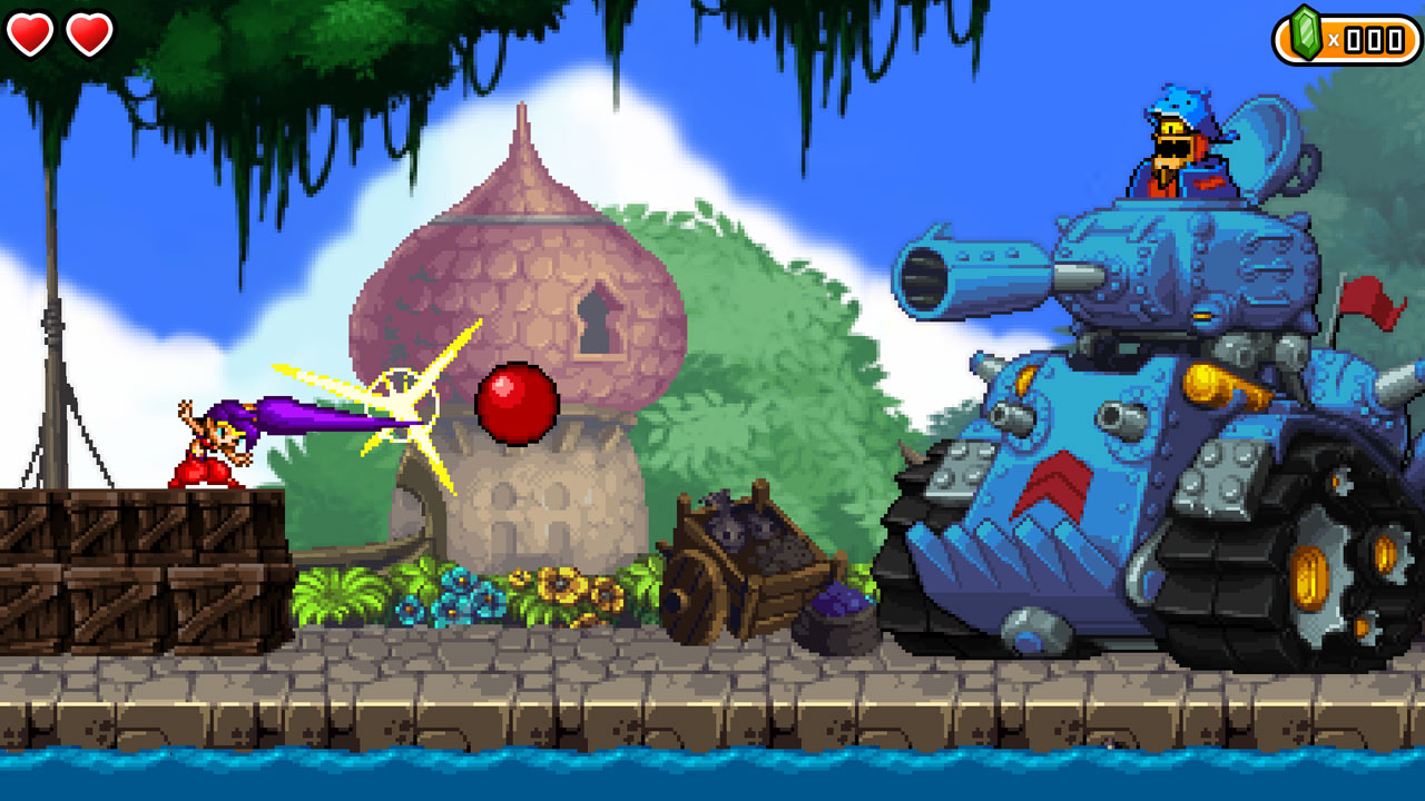 Review: Shantae and the Pirate's Curse (Wii U eShop) Wup-n_14