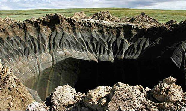 Preocupación en Siberia: cráteres del fin del Mundo Crater10