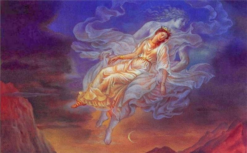 La femme et la Lune ...  - Page 3 Kinuko10