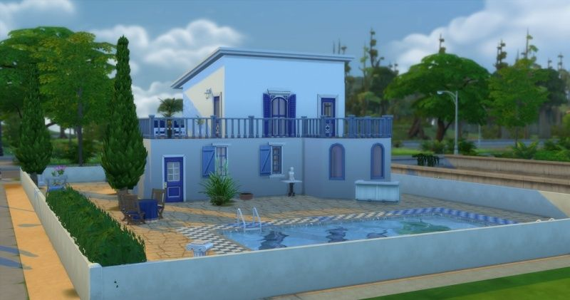[Débutant] Construction d'une maison de style Grec  13-01-10