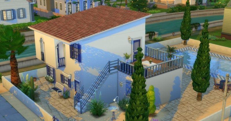 [Débutant] Construction d'une maison de style Grec  13-01-12