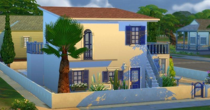 [Débutant] Construction d'une maison de style Grec  13-01-13