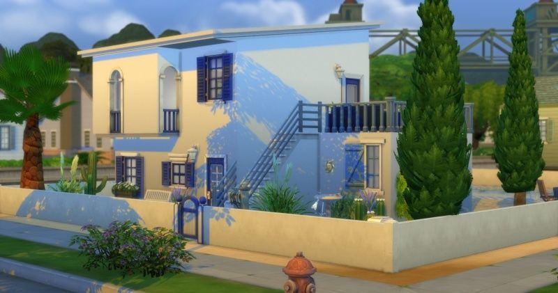 [Débutant] Construction d'une maison de style Grec  13-01-14
