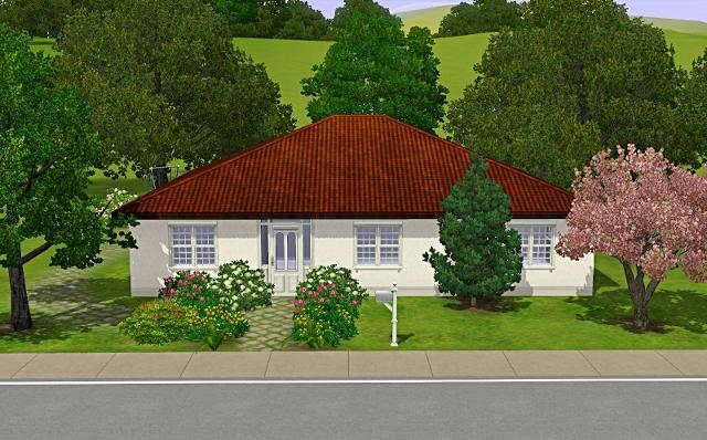 [Débutant]Partie 1 - Du carré à la maison traditionnelle Basiqu10
