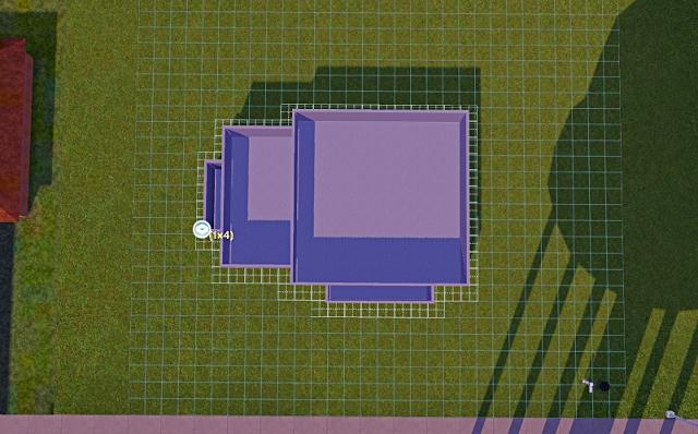 [Débutant]Partie 1 - Du carré à la maison traditionnelle Basiqu21