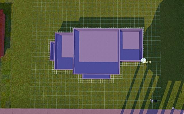 [Débutant]Partie 1 - Du carré à la maison traditionnelle Basiqu23