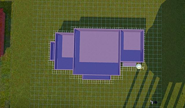 [Débutant]Partie 1 - Du carré à la maison traditionnelle Basiqu24