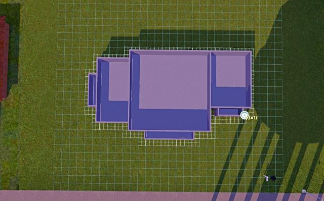 [Débutant]Partie 1 - Du carré à la maison traditionnelle Basiqu25