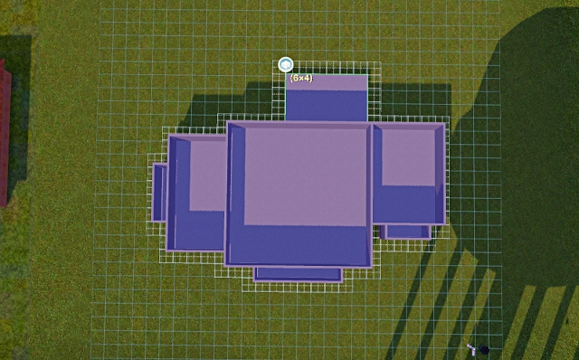 [Débutant]Partie 1 - Du carré à la maison traditionnelle Basiqu26