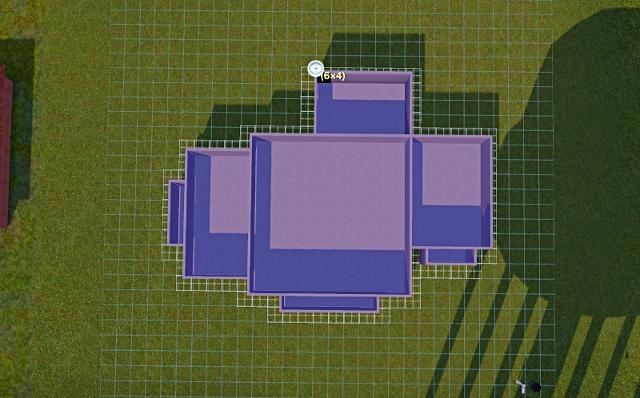 [Débutant]Partie 1 - Du carré à la maison traditionnelle Basiqu27