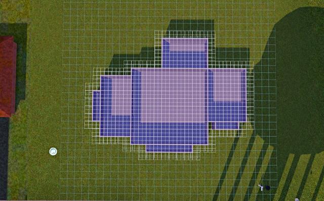 [Débutant]Partie 1 - Du carré à la maison traditionnelle Basiqu28