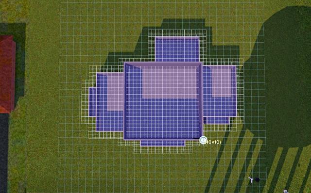[Débutant]Partie 1 - Du carré à la maison traditionnelle Basiqu29