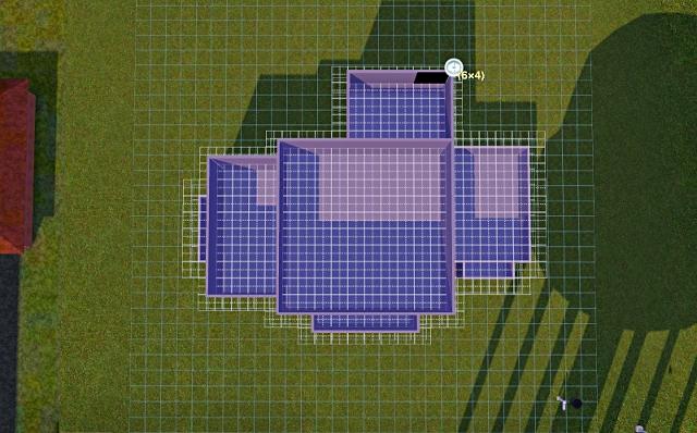 [Débutant]Partie 1 - Du carré à la maison traditionnelle Basiqu31
