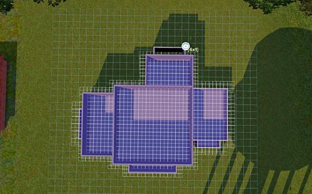 [Débutant]Partie 1 - Du carré à la maison traditionnelle Basiqu32