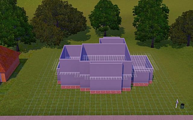 [Débutant]Partie 1 - Du carré à la maison traditionnelle Basiqu33
