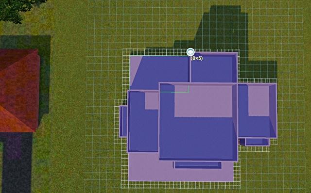 [Débutant]Partie 1 - Du carré à la maison traditionnelle Basiqu35