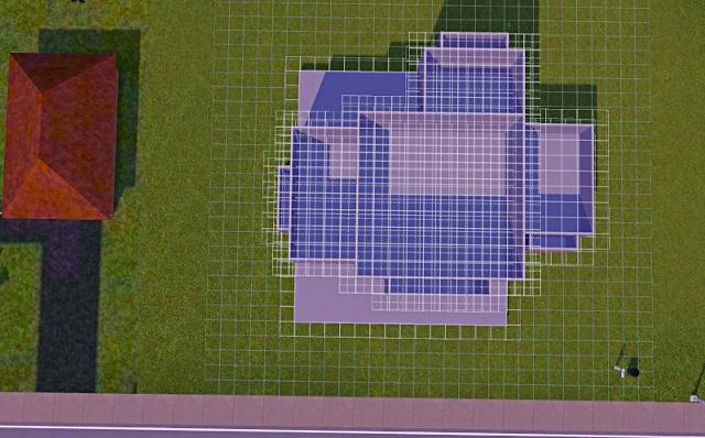 [Débutant]Partie 1 - Du carré à la maison traditionnelle Basiqu36