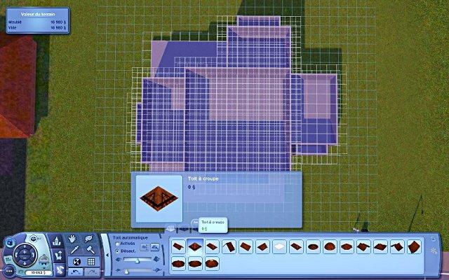 [Débutant]Partie 1 - Du carré à la maison traditionnelle Basiqu37