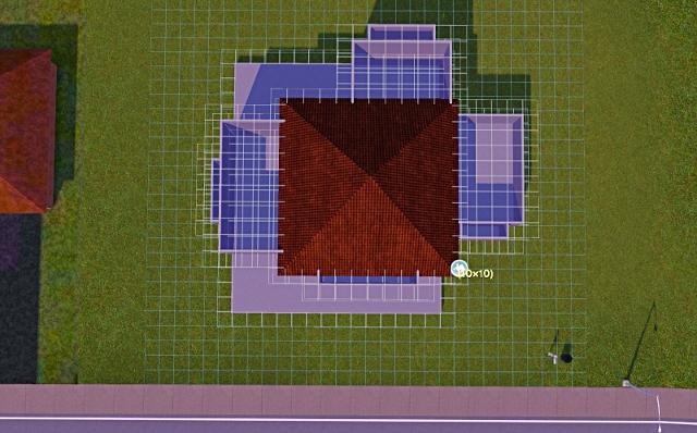 [Débutant]Partie 1 - Du carré à la maison traditionnelle Basiqu38