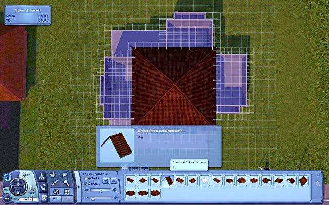 [Débutant]Partie 1 - Du carré à la maison traditionnelle Basiqu39