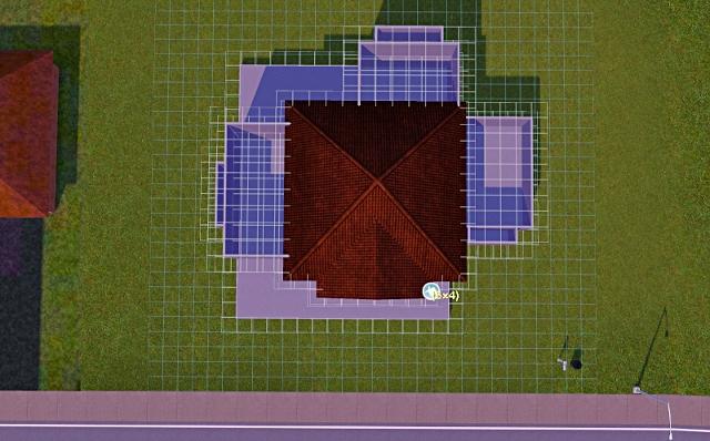 [Débutant]Partie 1 - Du carré à la maison traditionnelle Basiqu40