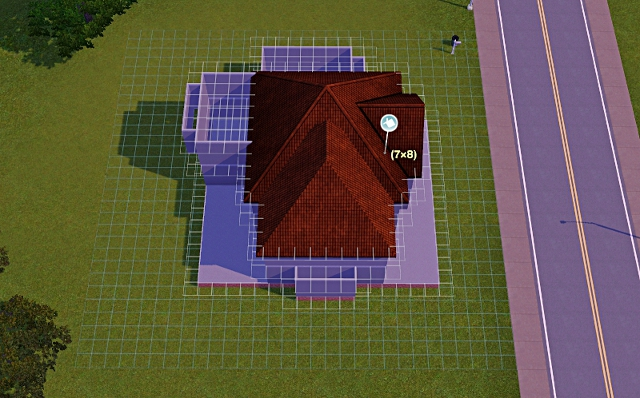 [Débutant]Partie 1 - Du carré à la maison traditionnelle Basiqu42