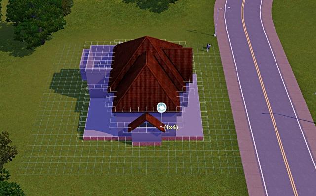[Débutant]Partie 1 - Du carré à la maison traditionnelle Basiqu43