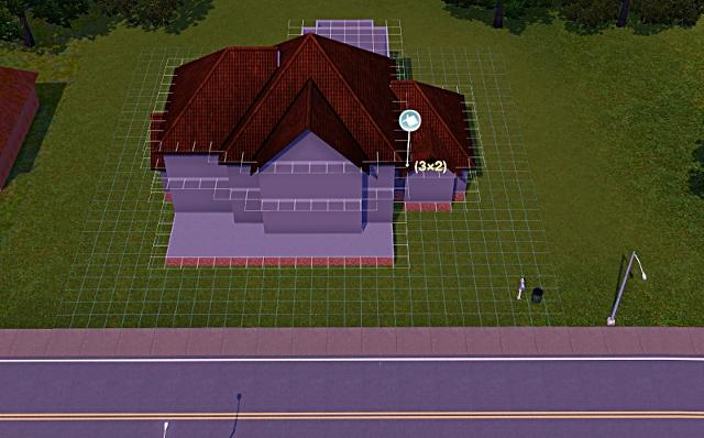 [Débutant]Partie 1 - Du carré à la maison traditionnelle Basiqu45