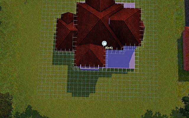 [Débutant]Partie 1 - Du carré à la maison traditionnelle Basiqu46