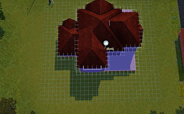 [Débutant]Partie 1 - Du carré à la maison traditionnelle Basiqu47