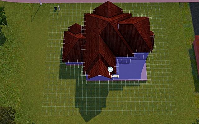 [Débutant]Partie 1 - Du carré à la maison traditionnelle Basiqu48