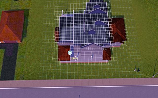 [Débutant]Partie 1 - Du carré à la maison traditionnelle Basiqu55