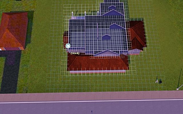 [Débutant]Partie 1 - Du carré à la maison traditionnelle Basiqu56