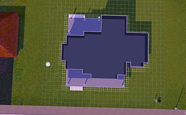 [Débutant]Partie 1 - Du carré à la maison traditionnelle Basiqu60