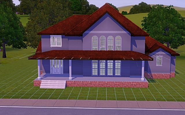[Débutant]Partie 1 - Du carré à la maison traditionnelle Basiqu65