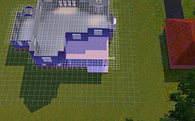 [Débutant]Partie 1 - Du carré à la maison traditionnelle Basiqu66