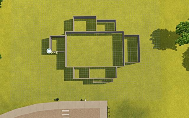 [Apprenti]Partie 2 - Du rectangle à la maison méditerranéenne Soleil17