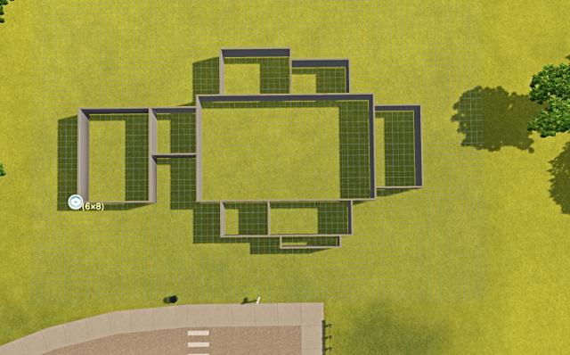 [Apprenti]Partie 2 - Du rectangle à la maison méditerranéenne Soleil18