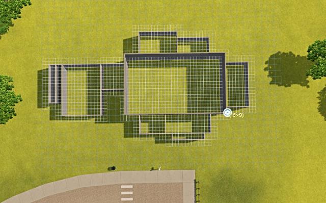 [Apprenti]Partie 2 - Du rectangle à la maison méditerranéenne Soleil21