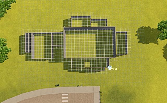 [Apprenti]Partie 2 - Du rectangle à la maison méditerranéenne Soleil22