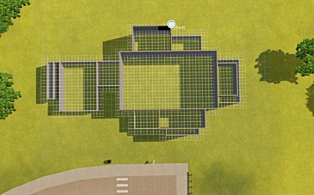 [Apprenti]Partie 2 - Du rectangle à la maison méditerranéenne Soleil24