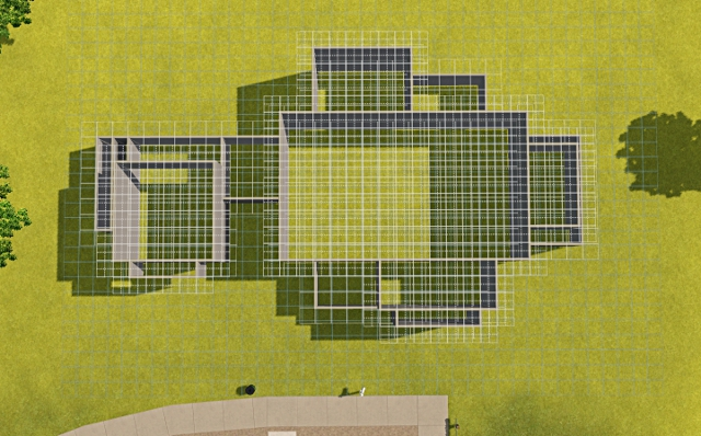 [Apprenti]Partie 2 - Du rectangle à la maison méditerranéenne Soleil29