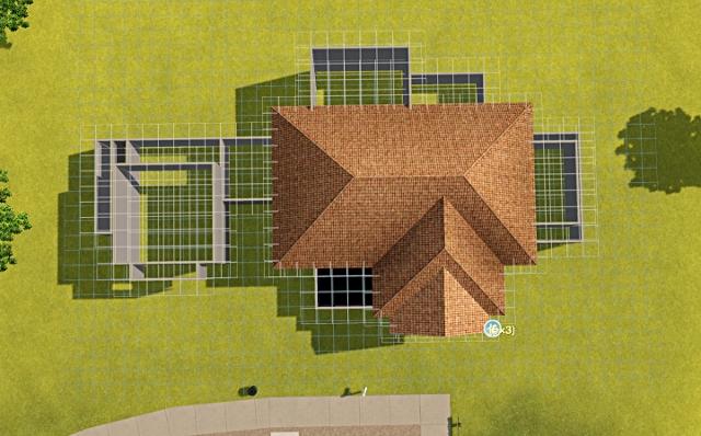 [Apprenti]Partie 2 - Du rectangle à la maison méditerranéenne Soleil35