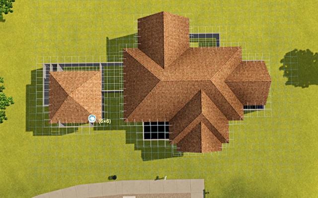 [Apprenti]Partie 2 - Du rectangle à la maison méditerranéenne Soleil38