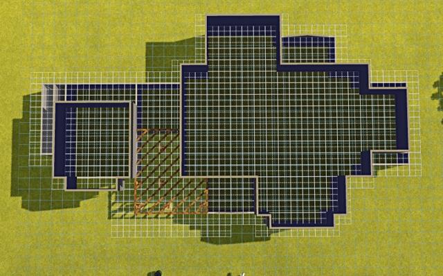 [Apprenti]Partie 2 - Du rectangle à la maison méditerranéenne Soleil57