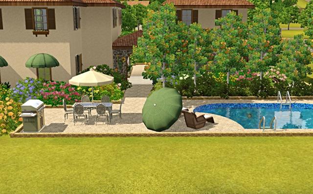 [Apprenti]Partie 2 - Du rectangle à la maison méditerranéenne Soleil69