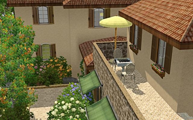 [Apprenti]Partie 2 - Du rectangle à la maison méditerranéenne Soleil70